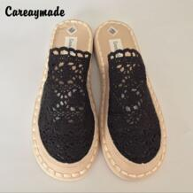 /обувь дихотомантес ручной работы, тапочки в стиле ретро mori girl, женские пляжные сандалии, 5 цветов Careaymade 32699534400
