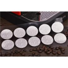 100x эспрессо Крышки Фольга уплотнение для пустые Nespresso Capsule Кофе Чашки No name 32670274877