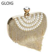 GLOIG кисточкой клатч со стразами бисером леди вечерние сумки с бриллиантами маленький кошелек сумки через плечо на цепочке Свадебная вечеринка вечерняя сумка-in Вечерние сумки from Багаж и сумки on Aliexpress.com | Alibaba Group SEKUSA 32312325102