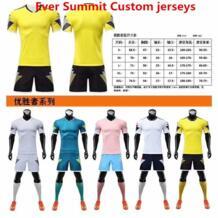 футбол Джерси 19/20 футбольные рубашки Mbappe тренировочные наборы пустая Версия спортивные костюмы для взрослых Роналдо DIY Джерси de Futbol Ever Summit 33026416553