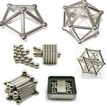 Коробка посылка упаковка строительные модели 36 шт. магнитные палочки 27 шт. стальные шарики игрушки инновационные Buckyballs Металлические Магнитные Конструкторы Игрушки MWZ 32957570187