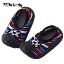 2017 Детские носки с резиновая подошва, для футбола на весну детские носки для детей нескользящие носки для маленьких девочек и мальчиков, GXY035 kidadndy 32819325992