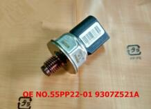 Mercedes W212 E Klasse 200 220 CDI OM651 Raildruck sensor Drucksensor 55PP22-01 delphi 9207Z521A No name 32363494126