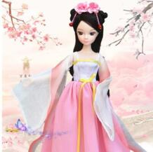 Лидер продаж Новые Kurhn куклы для девочек игрушки артикуляции Цветочная фея Девушки Игрушки No name 640357669
