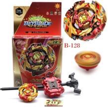 S3 B122 металлический бейблейд Bayblade лопающиеся игрушки Arena продажи шаблон Бог серии Dragon Soul Eater гироскоп излучатель спиннинг бей лезвие HAPPY MONKEY 32848324010