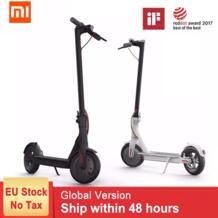 M365 электрический скутер mijia взрослый складной Лонгборд скейтборд 2 колеса электрический скутер с приложением 30 км Батарея Xiaomi 33021906974