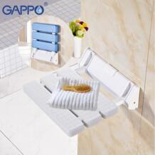 GAPPO настенный душ сидений откидное сиденье душ для ванной стул туалет ванна табурет складной bench No name 32852709537