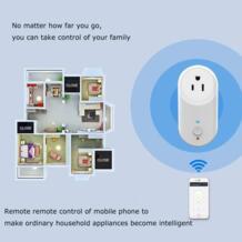 WiFi интеллектуального дистанционного Управление разъем Alexa/Google домой голос Управление 3,8 No name 32865685765