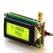 Высокое качество Высокая точность счетчик частоты РЧ-измеритель 1 ~ 500 МГц тестер модуль для Ветчины радио JUN16 OOTDTY 32887118728