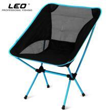 Портативный складной стул для рыбалки супер прочный алюминиевый сплав рама дышащая оксфордская сетка спинка рыболовное кресло 120 кг загрузка LÉO 32833854462