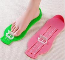 2018 Новый Footful ноги измерительный прибор обувь Gauge Линейка для маленьких мера ноги дома HONGTEYA 32853162799