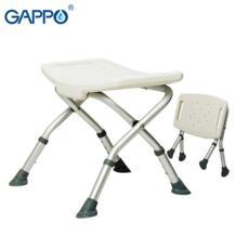 GAPPO настенный душ мест регулируемая высота Ванная комната Душ безопасности стул, скамейка Ванная комната стул No name 32879550503