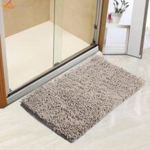 40*60 см коврик для ванной комнаты коврик для туалета Противоскользящий водопоглощающий удобный ковер для зоны синель MustHome 32823363196