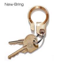 NewBring медный ключ держатель с открывалкой для бутылок умный ключ держатель коллектор ключница DIY EDC Карманный ключ органайзер New-Bring 32811433200