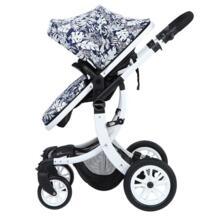 Детская коляска 3 в 1 коляска для детей автомобиль poussette зонтик жучок коляска может для сидения и лежания детская коляска No name 32751247314