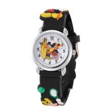 Дети Детские наручные часы с мультяшками обувь для мальчиков девочек мышь часы 3D резиновый ремешок кварцевые часы час Relojes Relogio infantil Баян Saat Womage 32742451830
