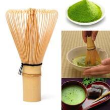 64 Матча зеленый чай венчик для пудры Matcha бамбуковый венчик Bamboo Chasen полезные кисточки Инструменты Кухня интимные аксессуары VKTECH 32616989137