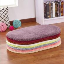 Популярная мягкая Ванная комната комплект коврик для ванной Контур Коврик для унитаза крышка, колпаки Нескользящие на коврике арабских цифр faroot 32838891525