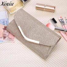 Новое поступление модные женские высококлассные Вечеринка женские сумки маленький клатч женский Банкетный Кошелек Сумочка Высокое качество xiniu 32780622758