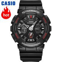 Часы G-SHOCK Мужские кварцевые спортивные часы модные тенденции ударопрочные водонепроницаемые g shock Часы GA-120 Casio 32800766306