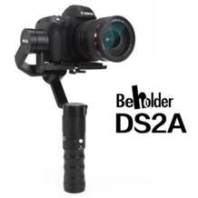 Beholder ds2a 32bit 3 оси Ручной Стабилизатор 360 бесконечные косой ARM версия Камера Gimbal для Зеркальные фотокамеры VS ds1 No name 32819701882