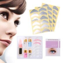 Лосьон для завивки ресниц Перманентный макияж для завивки ресниц Последний до T0 3 месяцев Набор для перманентной завивки ресниц мини-коробка GUJHUI 32880803625