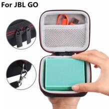 Портативный хранения для переноски сумка Box для JBL Go BLUETOOTH Динамик Soundbox Защитный чехол Крышка ремень сумки + сетчатый карман No name 32859759836