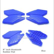 """Синий Замена резиновые прокладки для 8 """"балансируя для ХОВЕРБОРДА DIY случае No name 32619519381"""