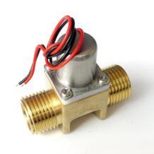 Опытный импульсный Соленоидный клапан умный флеш клапан импульсный клапан низкая мощность Соленоидный клапан DC3.6V 6.5V G1/2 очиститель воды датчик кран-in Промывочные клапаны from Товары для дома on AliExpress - 11.11_Double 11_Singles' Day AEM 32841488589