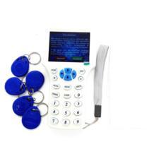 Английский язык ЖК-экран RFID Дубликатор с индикатором Дубликатор IC/ID 10 Частота с 10 шт. карт HKCYSEA 32597140869