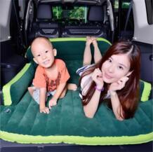 Новый 190*130*16 см автомобиля воздуха, кровать надувной матрас кемпинг матрас надувной открытый кровать без воздушный насос No name 32861130052