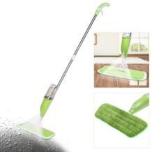 Магия брызг Mop микрофибры воды плоский швабры пол Windows Кухня для ванны из микрофибры чистого аксессуары приспособления для уборки Швабра SANGEMAMA 32864559702