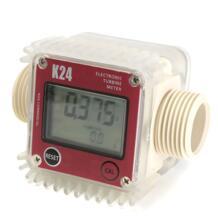 Pro K24 цифровой измеритель расхода топлива для химических веществ воды случайный Цвет Новое поступление высокое качество No name 32656546722