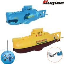 RC лодка мини подводная лодка 3CH военный корабль дистанционное управление высокоскоростной корабль электронная модель для рождественские подарки для детей хобби игрушки hugine 32824366534