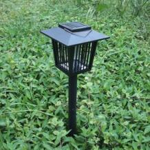 Солнечная насекомых вредителями ошибка убийцы москита Zapper лампы Садовый света комаров убийца водонепроницаемый Zapper лампы Садовый свет SANGEMAMA 32816703978