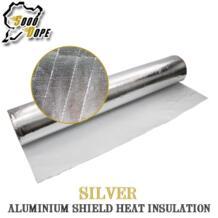 6pcs20*20 дюймов 50*50 см Алюминиевая фольга щит теплоизоляция задержка теплопроводности потолок крыши стены чердак двери гаража SBWLKJ 32834003926