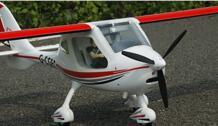 Дизайн полета CTLS самолет на радиоуправлении модель PNP No name 2009997295