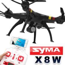 Syma X8C X8W X8G 2,4 г 4ch 6 оси предприятие с FPV Широкий формат Камера Радиоуправляемый квадрокоптер RTF Вертолет VS X5C F181 X6 FSWB No name 1022184695