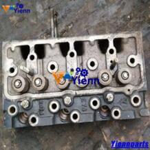 Использовать yanmar 3tne74 Головки цилиндров для автомобиля в сборе 719623-11700 для Yanmar vio30 мини-экскаватор 3tne74 дизельным двигателем части No name 32816468081