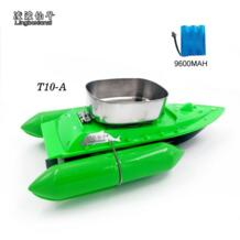 2017 Newest T10-A mini fast electric rc fishing bait boat 280M Remote Fish Finder fishing boat Lure boat rc boat 8Hours/9600MAH Lingboxianzi 32457922604