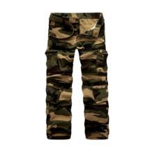 Плюс Размеры 28-46! Брюки-карго Для мужчин хлопок Высокое качество Новый Костюмы хаки Повседневные длинные брюки и пиджаки военные рабочие брюки Для мужчин No name 32650961061