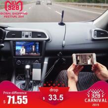 Цифровой ТВ-тюнер приемник Портативный HD Wifi ТВ Box DVB-T/T2 мобильный автомобиля Главная Открытый для iOS Android Freeview ТВ KKMOON 32867255744