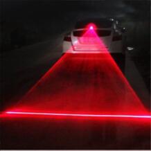 Крутой анти-столкновения автомобиля КОНЕЦ ЗАДНЕГО хвоста туман вождения лазерный предупреждающий свет универсальный faroot 32842152067