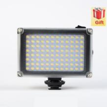 Eywalk светодиодные Ми лампа на фотоаппарате Светодиодная лампа hotshoe dimmable для Canon Nikon видеокамера Sony DV DSLR YouTube CADeN 32794581822