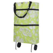 Свет Вес складной Складная корзина для покупок Чемодан сумка на колесиках для путешествий на колесах поездка тележки Чемодан Торговый хранения Bag7.5 #23 ISHOWTIENDA 32939064369