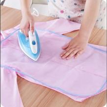 Высокое качество защитный теплоизоляция нажмите сетки гладильная ткань гвардии защитить нежную одежды домашних инструментов. No name 32784882627