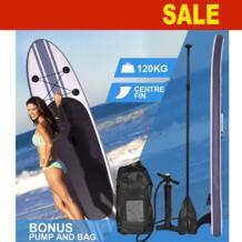 10 'надувная доска для серфинга комплект для серфинга доска для серфинга нескользящий коврик ПВХ Лето весла для плавания серфинг с воздушным насосом рюкзак комплекты для ремонта SGODDE 32873213222
