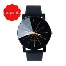 Роскошные часы для мужчин женщин Роскошные Лидирующий бренд кварцевые часы кожа круглый повседневное наручные Relogio masculino Aimecor 32795176027