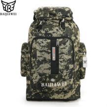 85 литров большой ёмкость Универсальный Для Мужчин's дорожные сумки рюкзак человек камуфляж сумка треккинг рюкзаки мужчин рюкзаки-in Рюкзаки from Багаж и сумки on Aliexpress.com | Alibaba Group BAIJIAWEI 32359909886