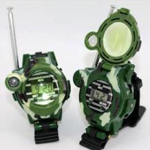 2 шт детская игрушечная рация детские часы на открытом воздухе Interphone подарки игрушки Sbego 32840710882